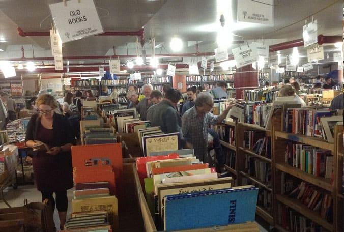 FOAL Book Sale