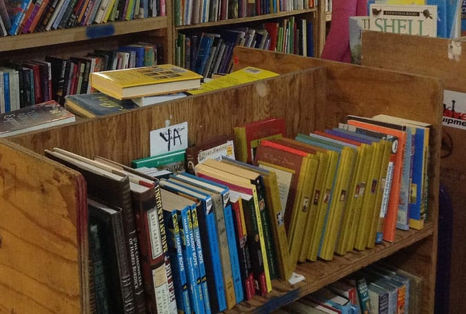 Friends of Arlington Public Library Book Sale
